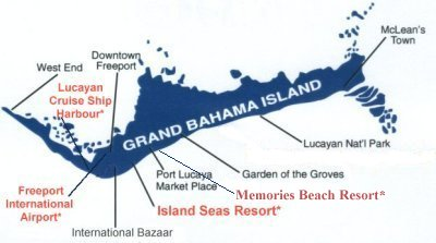 transportation Grand Bahama